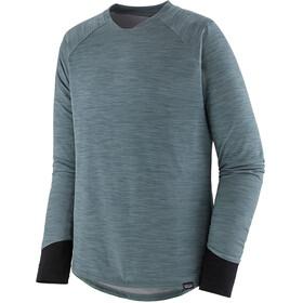 Patagonia Dirt Craft Maglia jersey a maniche lunghe Uomo, blu